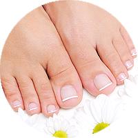 Kosmetik- und Nagelstudio - Fußpflege
