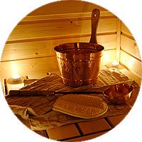 Kosmetik- und Nagelstudio - Sauna